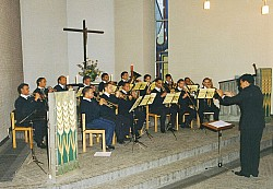Concert in Ehlershausen